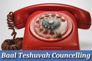 Baal Teshuvah Councelling