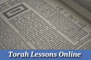 Torah Lessons Online Interactive and Live