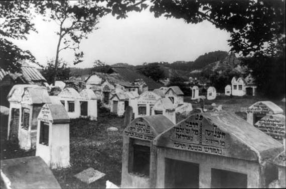 Jewish Cemetery in Vilna