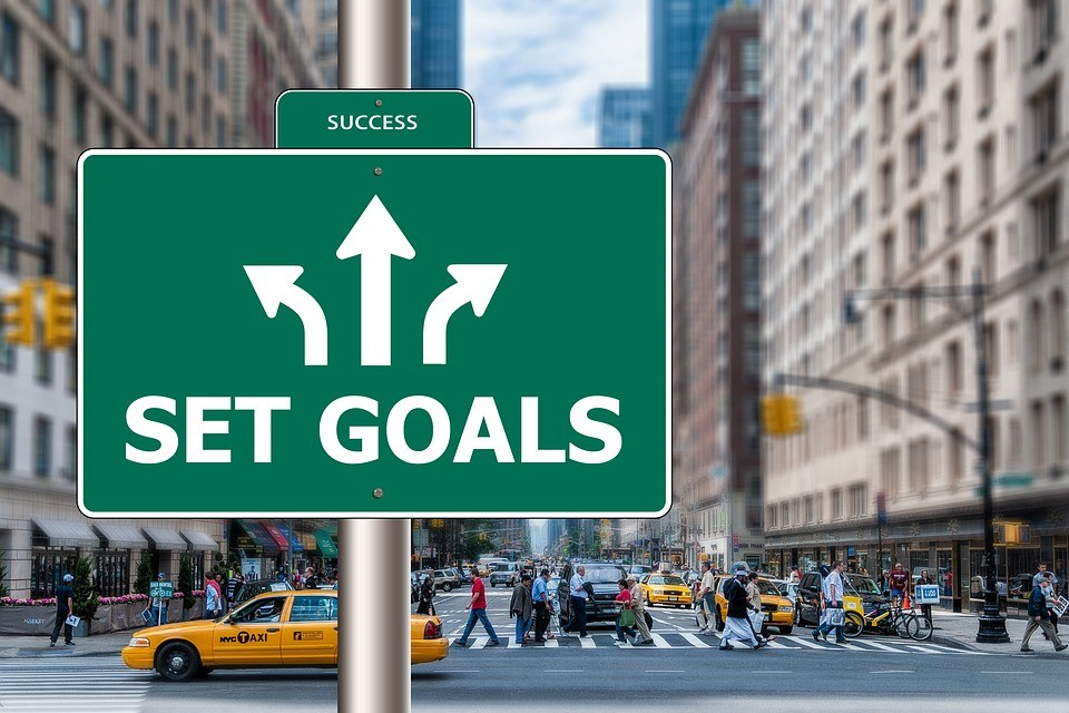 Success - Set Goals