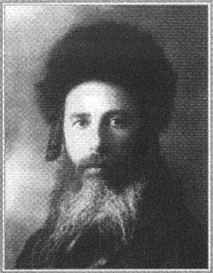 Rabbi Chaim Yehuda Leib Auerbach - Rosh Yeshivah and Founder of Yeshivat Shaar HaShamayim