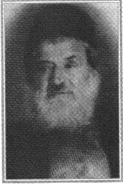 Rabbi Shaul Dwick HaKohen - The Sadeh. Noted Kabbalist